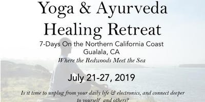 Yoga & Ayurveda Healing Retreat