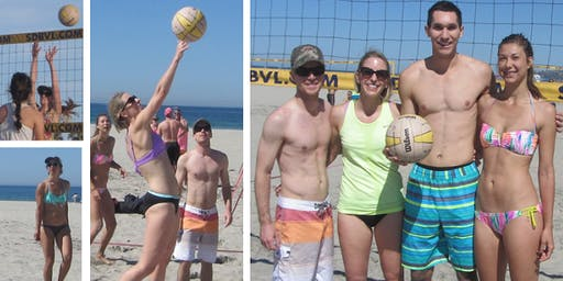Beach Volleyball Class