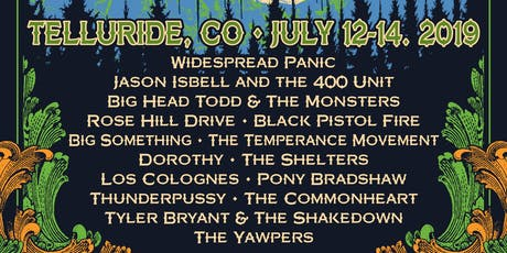 The RIDE Festival, July 12 - 14, 2019 tickets