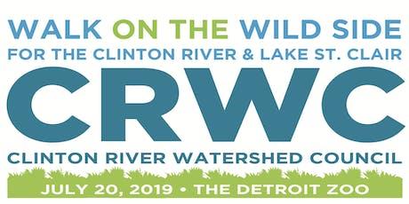 CRWC 2019 Walk on the Wild Side Fundraiser tickets