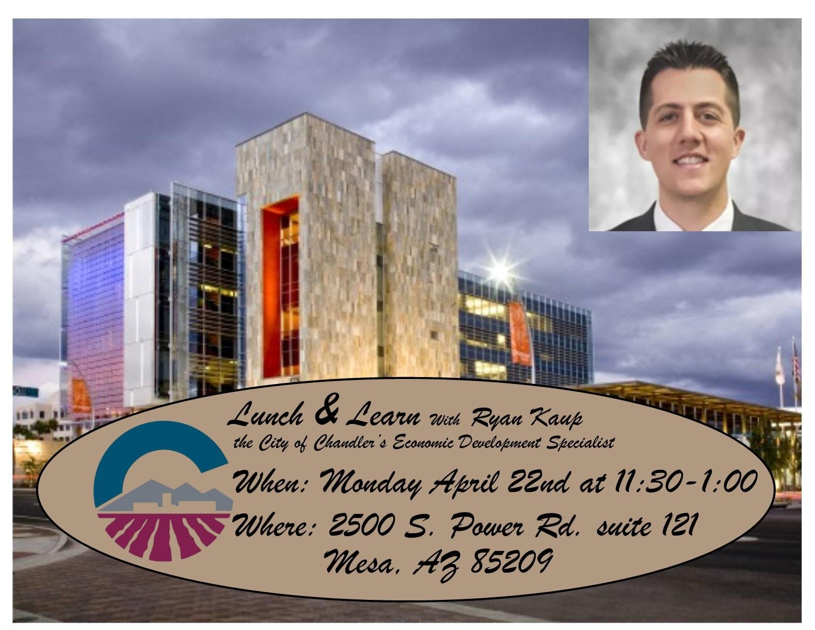 City of Chandler Lunch and Learn