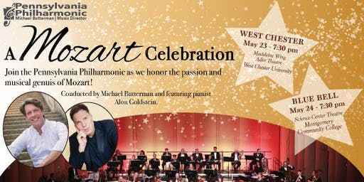 A Mozart Celebration - Blue Bell