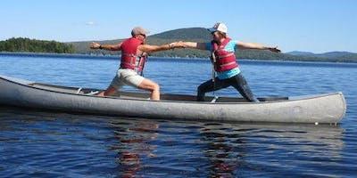 Paddle and Yoga Retreat