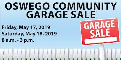 Oswego Community Garage Sale - Oswego - May Friday 17 2019 8