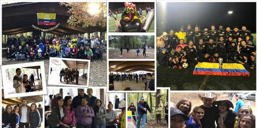 Fiesta a la Colombia District FC - 2o Aniversario