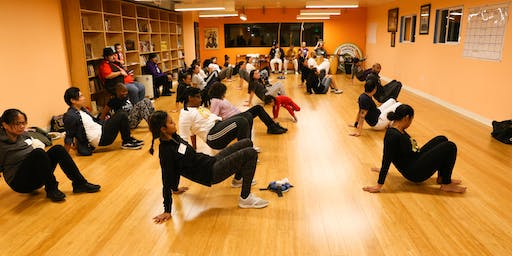 Capoeira at the Paul Robeson Center