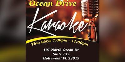 Ocean Drive Karaoke