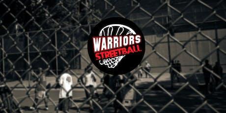 Warriors Streetball 3x3 tickets