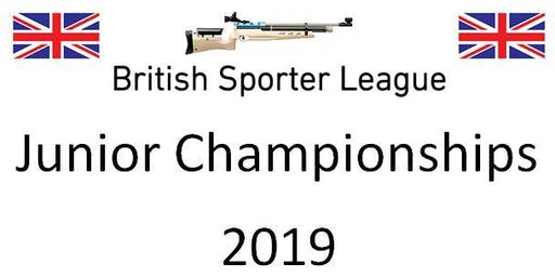 British Sporter League Junior Championships Sat 20 July 2019