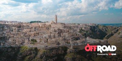 OffRoad: Matera, la capitale europea della Cultura