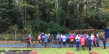 British Nordic Walking Exel Challenge Event : Rivington, Bolton : Saturday 12 October tickets