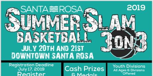Summer Slam Basketball 3-on-3