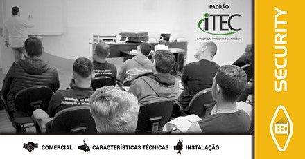 INTELBRAS - CERTIFICAÇÃO TÉCNICA - SISTEMAS DE CFTV IP ingressos