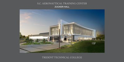 Tour the new S.C. Aeronautical Training Center at Trident Technical College