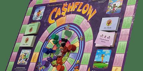 Spielerisch investieren lernen - Cashflow 101 - das Bildungsbrettspiel Tickets