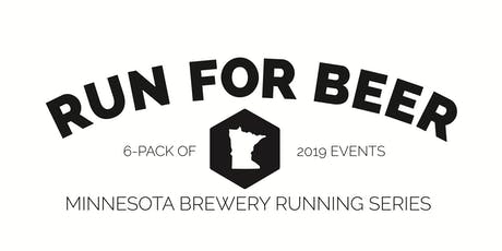 MN Brewery Running Series - Six (6) Pack of Events  tickets
