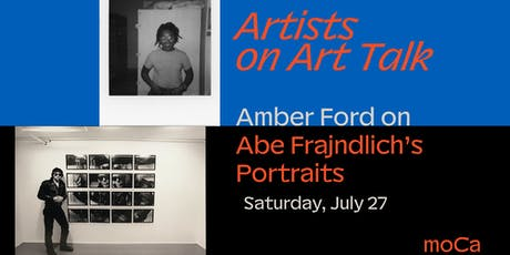 Artists on Art: Amber Ford on Abe Frajndlich's Portraits tickets