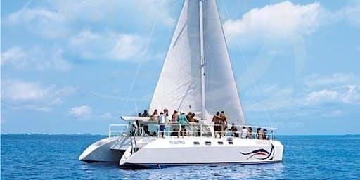 Chantal & Jay's Sunset Snorkel Cruise