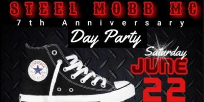 STEEL MOBB MC 7th Anniversary at the Atlanta Motor Speedway