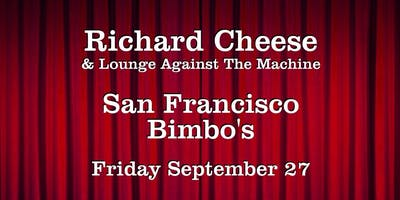 Evening with Richard Cheese