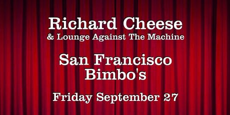 Evening with Richard Cheese tickets