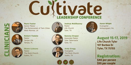 Cultivate Leadership Conference 2019