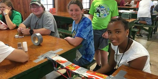 Can you Escape? 4-H Escape Room Challenge: Duval 4-H Day Camp (June 21, 2019)