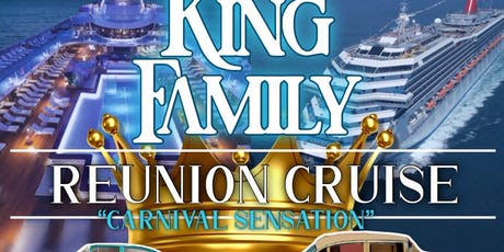Cruise for the King Family Reunion 2020 tickets