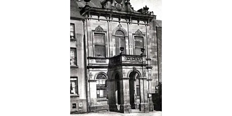 HALLOWEEN 2020 Ghost Hunt At The Haunted Ashbourne Town Hall tickets