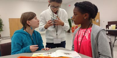 Ag Tech Feeds the World! Science Camp: Duval 4-H Day Camp (June 24-28, 2019)