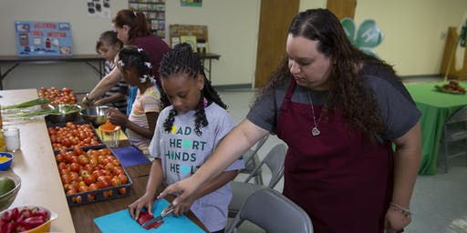 Science of Cooking: Duval 4-H Day Camp (July 22-26, 2019)