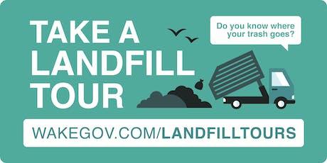 Public Landfill Tour  tickets