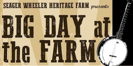 Seager Wheeler Farm: Big Day At The Farm Music Festival