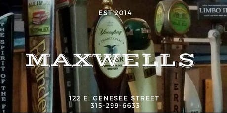 West Genesee Class of 1989. Our 30 yr Reunion Event at Maxwells in Syracuse NY tickets