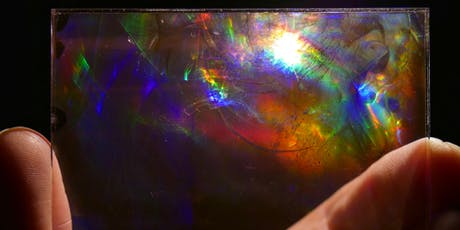 Optical Sculptures and Holograms tickets