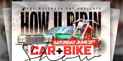 WEBBIE How U Ridin : Car and Bike show