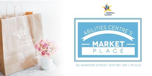 Abilities Centre Market Place - Vendor Application