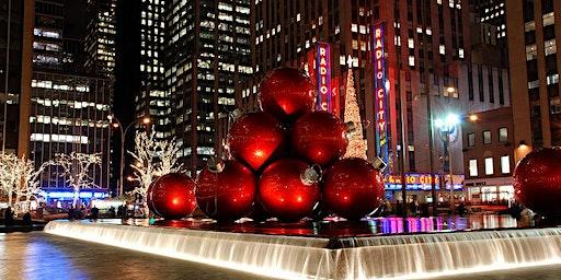 New York City Bus Trip - December 14, 2019