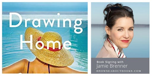Book Signing with Jamie Brenner | Drawing Home