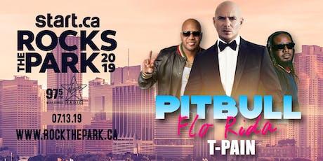 Pitbull, Flo Rida & T-Pain entradas