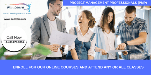 PMP (Project Management) Certification Training In Jamestown, CA