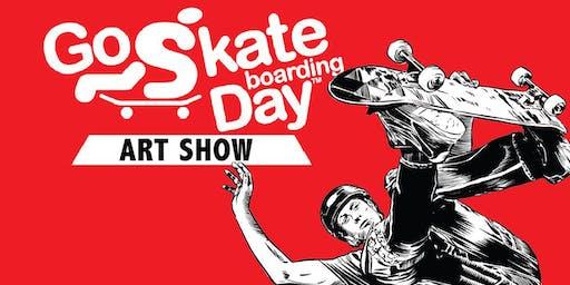 Call for Art: Skate Deck Art Show 2019