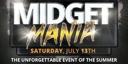 Midget Mania - Midget Wrestling Event