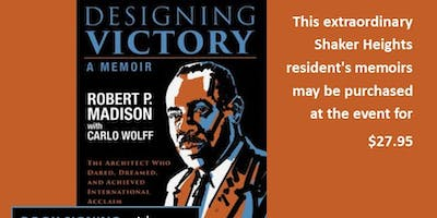 Robert P. Madison Book Signing