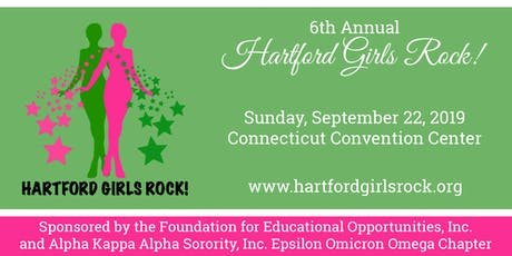 6th Annual Hartford Girls Rock! tickets