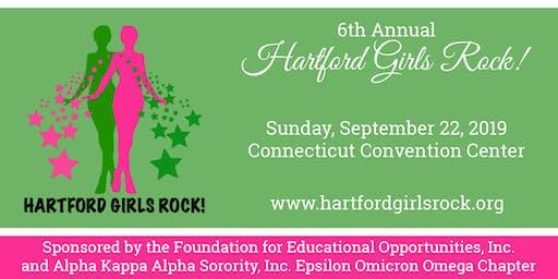 6th Annual Hartford Girls Rock!