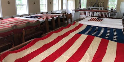American Flag Celebration & Historic Display