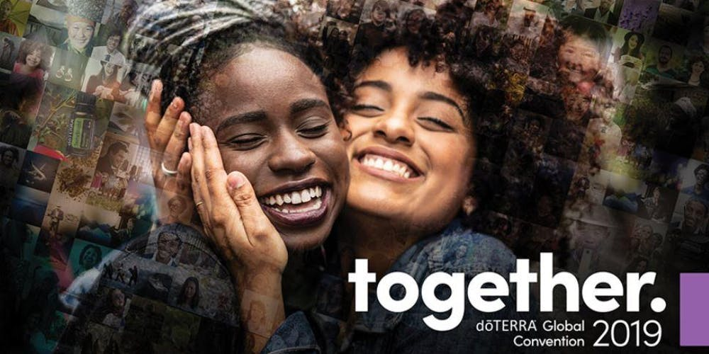 doTERRA 2019 Global Convention Tickets, Mon, Sep 9, 2019 at 5:00 PM