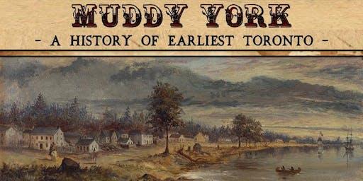 """Earliest Toronto"" History"