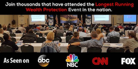 Dallas Wealth Creation & Asset Protection 3-Day Summit tickets